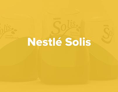 Nestlé Solis - Embalagem II - Design Ufrgs