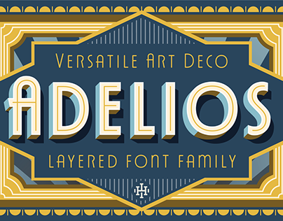 Adelios Font (Free Weight)