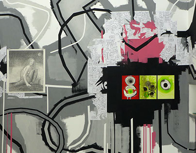 Denkraum, Aad Geneva Exhibition, 2016