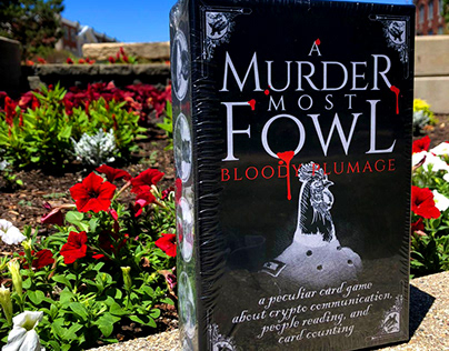 A Murder Most Fowl: Bloody Plumage