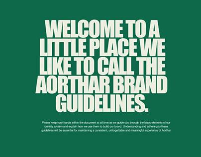 Aorthar Brand Guide v1 07.16.21