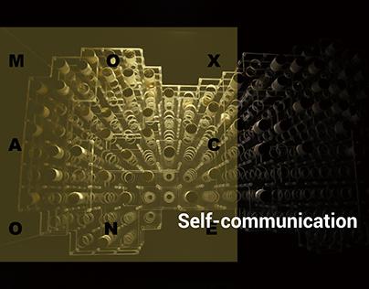 Self-communication