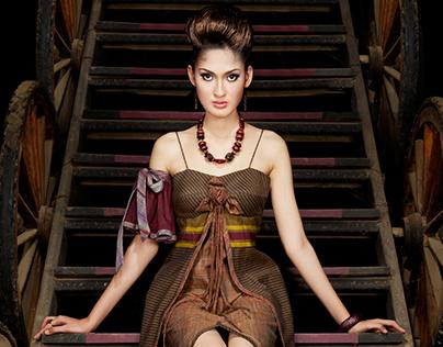 "Fashion Editorial ""Ethnic Culture"""