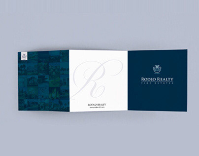 RODEO REALTY INC. Stationary Design