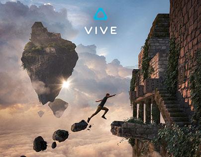 Vive Brand Imagery - Adventure