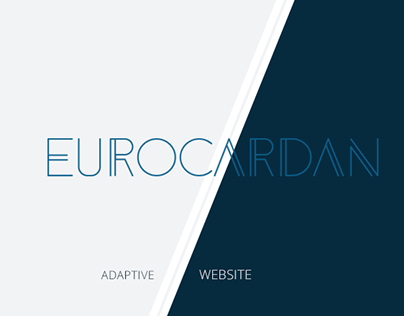 Eurocardan Adaptive Website