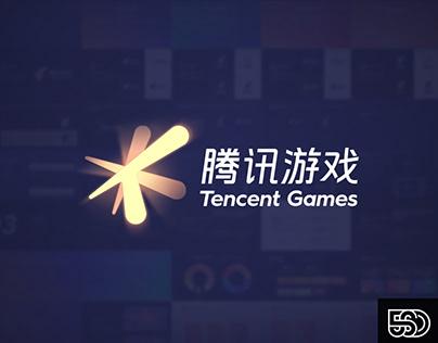 Tencent Games Brand Identity Design Renewal