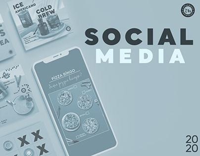 Social Media - Coffeemania