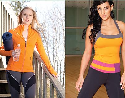 Athletic Wear Design