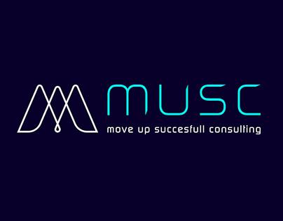 MUSC – Projeto de marca