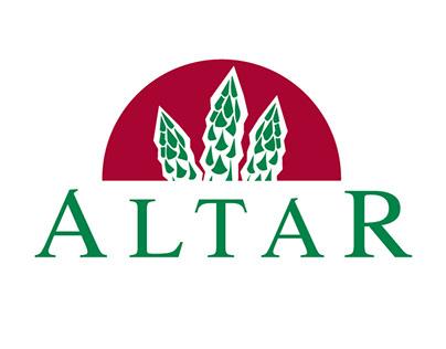 Altar Asparagus Conceptual Art