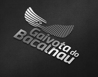Criação Logotipo Gaivota do Bacalhau