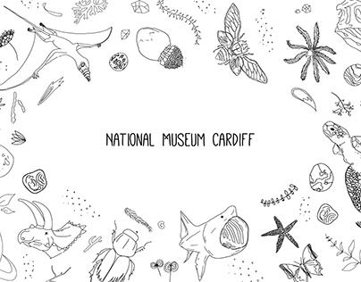 Cardiff Museum Website