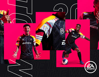 FIFA 20 Kit Design