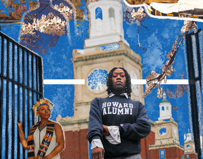 Howard Class of 2019 Collage