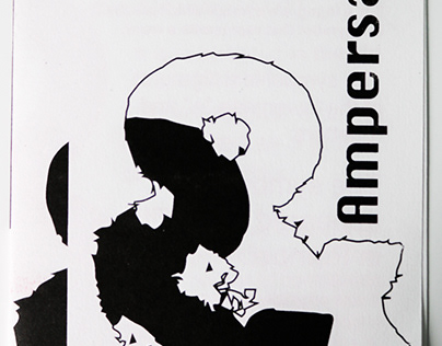 Ampersand Risograph Publication