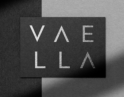 Vaella | Visual & Brand Identity