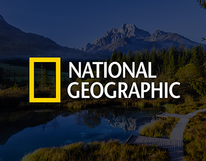 National Geographic Website Webdesign Speed Art