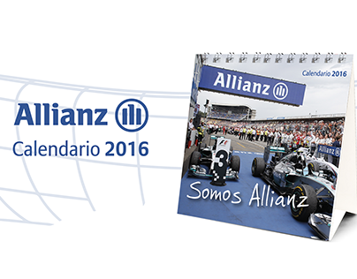 Allianz - Calendario 2016