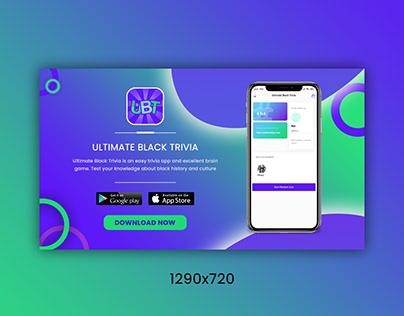 App Web Banner Design
