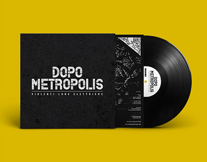 DOPO METROPOLIS - Violenti Lune Elettriche