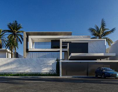 CGI - HOUSE