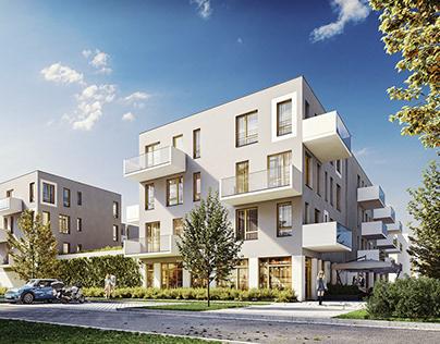 Urban design concept, Wyszkow
