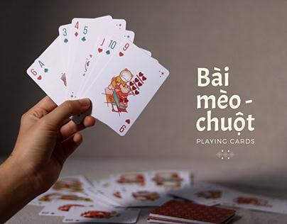 Bài mèo-chuột card deck