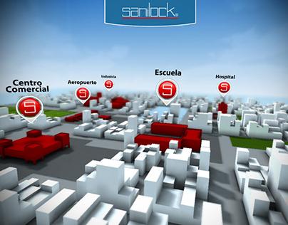 Interactivo Touch SANILOCK