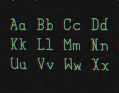 Deimos - A Free Font