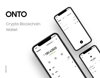 ONTO 2.0 - Crypto Blockchain Wallet