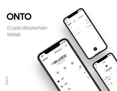 ONTO 2.0 - Crypto Blockchain Wallet