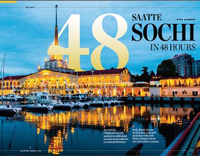 Sochi in 48 Hours @Skylife Magazine