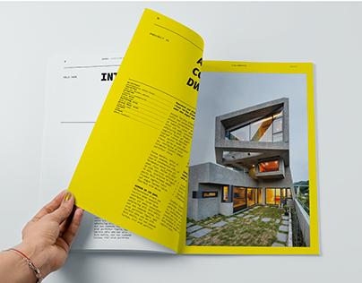 A4 Magazine Mockup / Real Photos