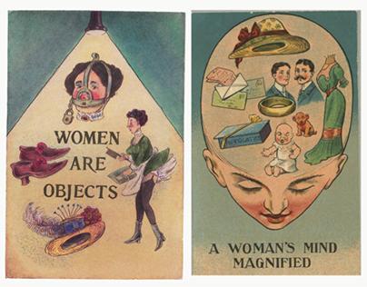 Same Sexism. Different Century.