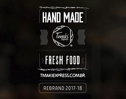 Tmaki Express - Rebrand 2017-2018