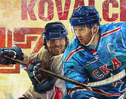 HC SKA 2014/15 // Match posters