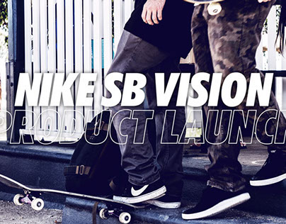 NIKE SB VISION - Global Launch | Concept & Production