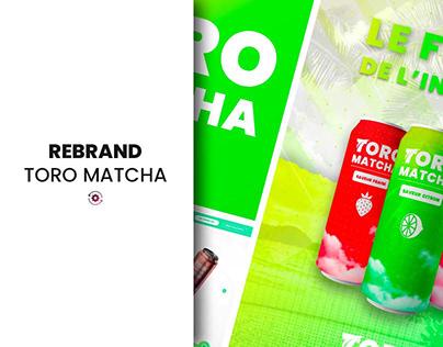 Rebrand Toro Matcha