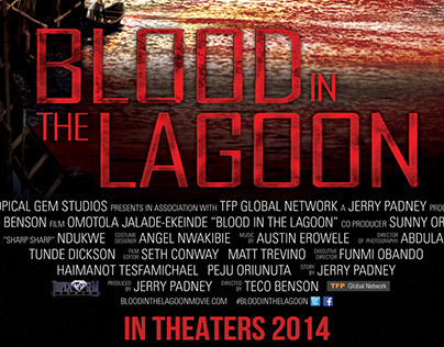 Blood In the Lagoon