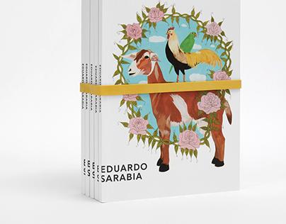Eduardo Sarabia - Book