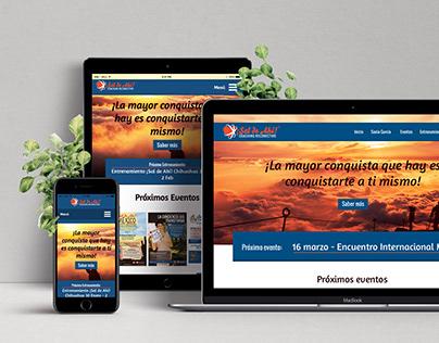 Sitio web - Sal de Ahí®
