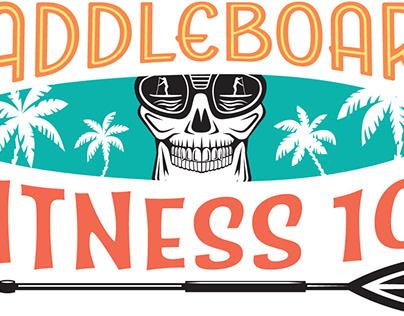 Paddleboard Fitness logo