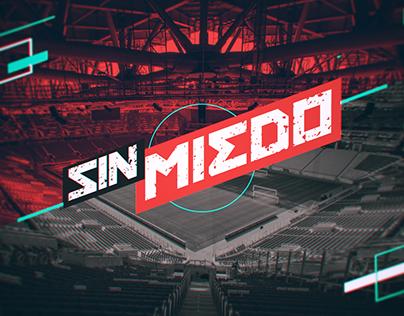 SIN MIEDO 2017