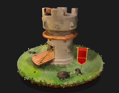 Castle | Game Design