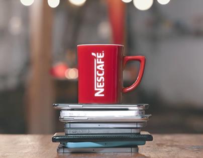 Social Mug / Campaign / Nescafé