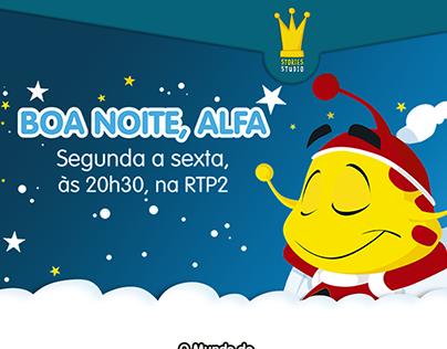 Boa Noite Alfa | Good Night Alfa