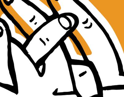 Wringer - Logo Design