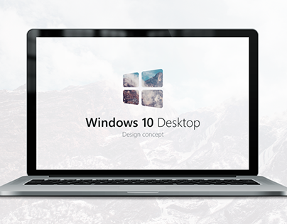 Windows 10 + Mac OS - Redesign Concept
