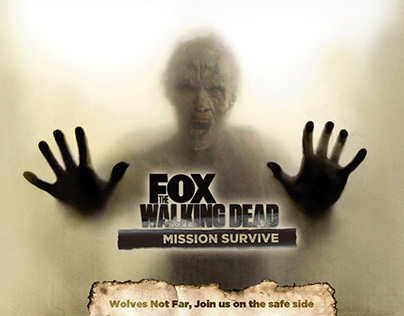 The Walking Dead | Mission Survive